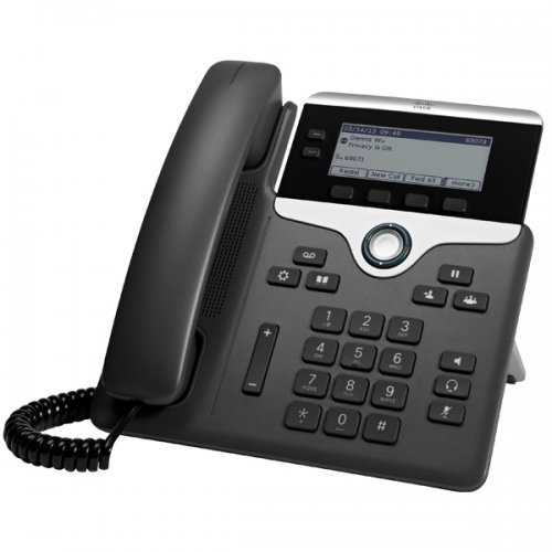 Cisco CP-7821-K9 UC IP Phone 7821 (снимка 1)