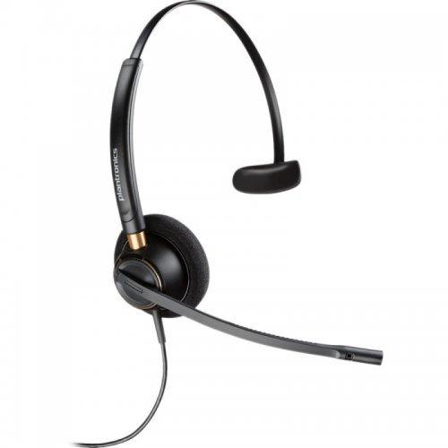 Колцентър слушалка Plantronics EncorePro HW510 QD (снимка 1)