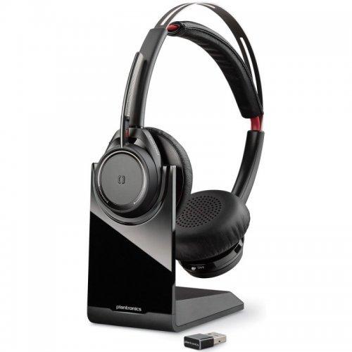 Колцентър слушалка Plantronics Voyager Focus UC Stereo (снимка 1)