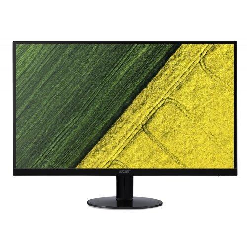 """Монитор Acer SA240YAbi, 23.8"""" Wide IPS LED, Anti-Glare, 1920x1080 FullHD, HDMI,Tilt, Black (снимка 1)"""