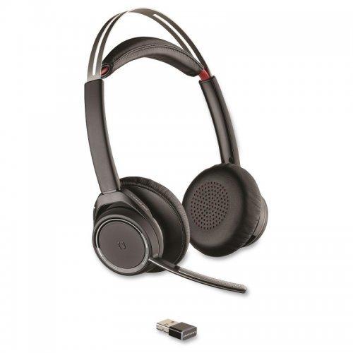 Колцентър слушалка Plantronics Voyager Focus UC Stereo (No Stand) (снимка 1)