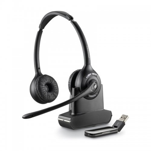 Колцентър слушалка Plantronics SAVI W420-M (снимка 1)