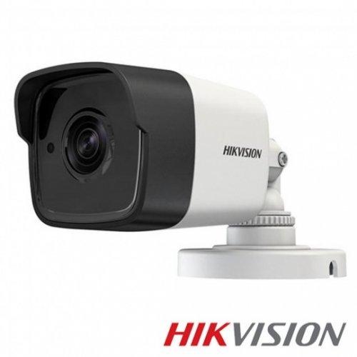Аналогова камера HikVision DS-2CE16D8T-ITE, HD-TVI корпусна Ultra-Low Light камера 2MP (FullHD 1080p@25 кад/сек); 2MP Progressive Scan CMOS сензор; 0.005 Lux@F2.0 (0 Lux IR on); 3.6 мм; за външен монтаж (IP67); PoC (снимка 1)