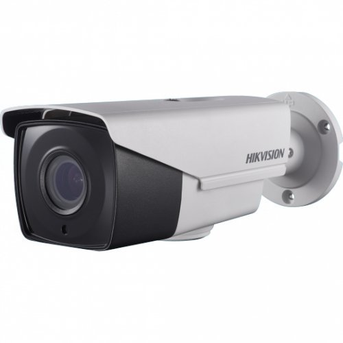 Аналогова корпусна камера HikVision DS-2CE16D8T-IT3ZE, HD-TVI корпусна Ultra-Low Light камера 2MP  (FullHD 1080p@25 кад/сек); 2MP Progressive Scan CMOS сензор; 0.005 Lux@F1.2 (0 Lux IR on); моторизиран 2.8~12 мм; за външен монтаж (IP67); PoC (снимка 1)