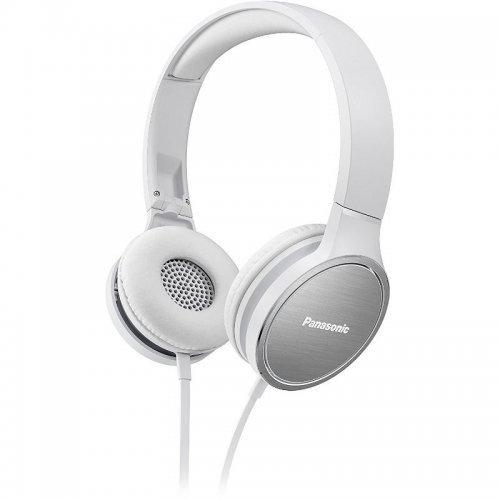 Слушалки Panasonic RP-HF500ME-W (снимка 1)