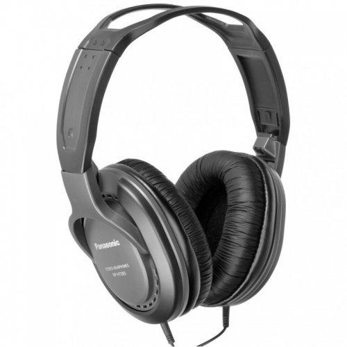 Слушалки Panasonic RP-HT265-K (снимка 1)
