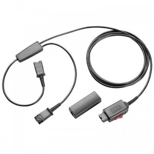 Колцентър слушалка Plantronics Training Cable QD-Y (снимка 1)