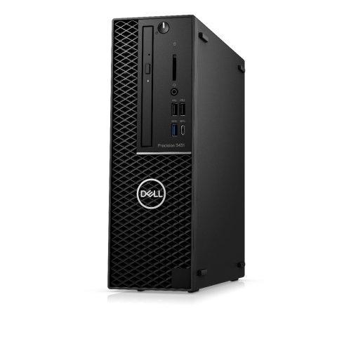 Настолен компютър DELL Dell Precision 3431 SFF, Intel Core i7-9700, DELL02482, Windows 10 Pro (снимка 1)