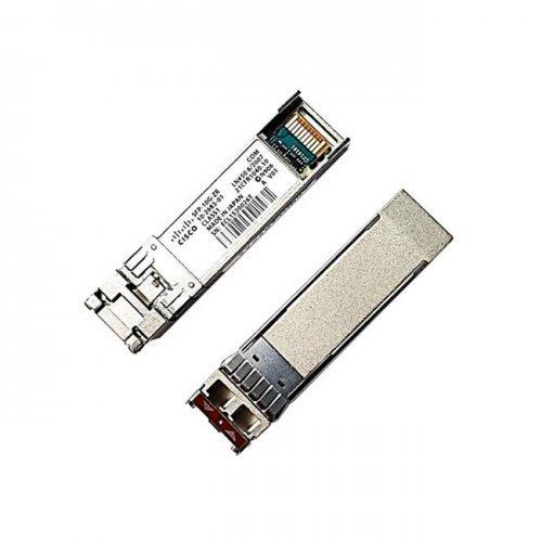 Суич Cisco 10GBASE-SR SFP Module (снимка 1)
