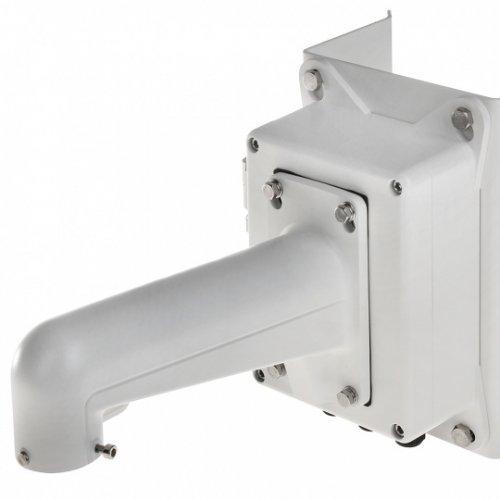 Стойка за ъглов монтаж HikVision DS-1602ZJ-CORNER, Стойка за ъглов монтаж на PTZ камери Hikvision (снимка 1)