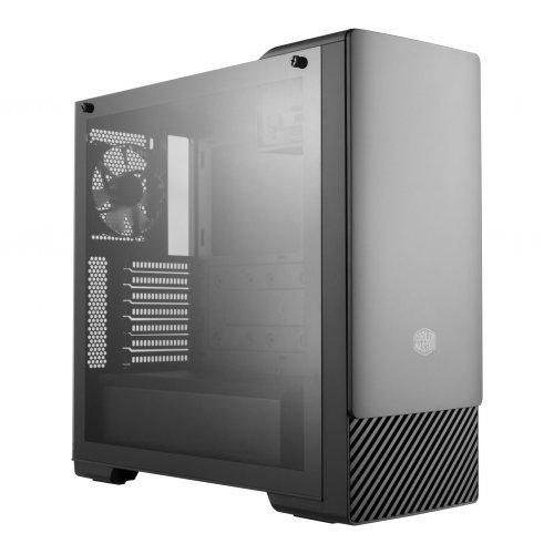 Компютърна кутия Cooler Master MasterBox E500 с ODD (снимка 1)