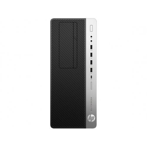 Настолен компютър HP HP EliteDesk 800 G4 TWR, Intel Core i7-8700, 2UZ41AV_70540464, Win 10 Pro 64 (снимка 1)