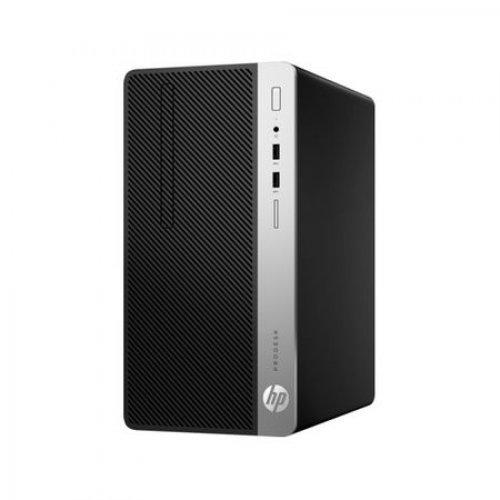 Настолен компютър HP HP ProDesk 400 G5 MT, Intel Core i3-8100, 2WY66AV_70540462, FreeDOS 2.0, USB KBDWD + mouse (снимка 1)