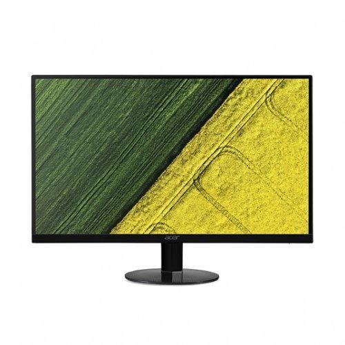 Монитор Acer SA270Abi 27'', 1920 x 1080, VGA, HDMI, Black (снимка 1)
