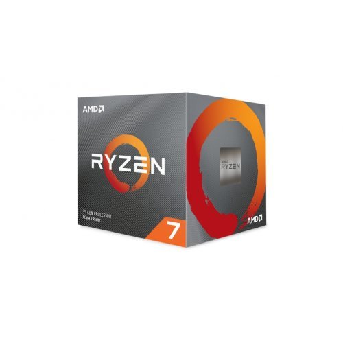 Процесор AMD Ryzen 7 3800X, 8C/16T, s.AM4, 3.9GHz (4.5GHz with Boost), 36MB, 105W, With Cooler, No VGA, Box (снимка 1)