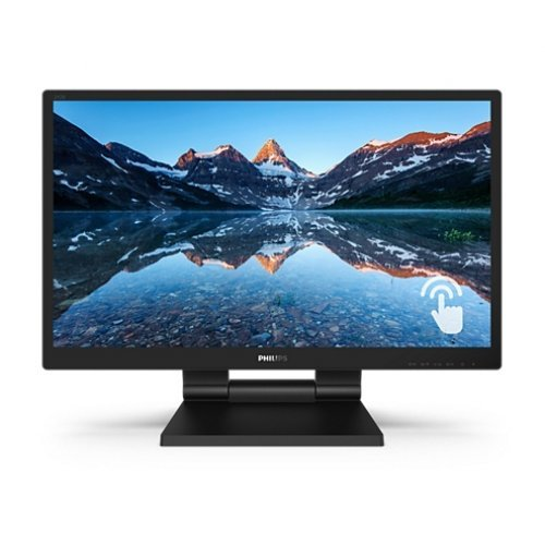 "Монитор Philips 24 23.8"" LCD monitor with SmoothTouch (1920 x 1080) (снимка 1)"