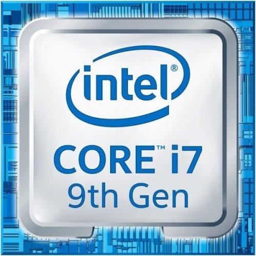 Процесор Intel Coffee Lake Core i7-9700 (8c/8t), LGA1151 (300 Series), Box, with Cooler, Intel UHD Graphics 630, 3.0- 4.7GHz, 12MB L3 Cashe, TDP 65W, 14nm (снимка 1)
