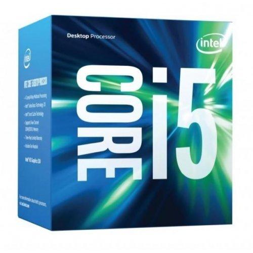 Процесор Intel Kaby Lake Core i5-7500 (3.4GHz, 6MB,LGA1151) (снимка 1)