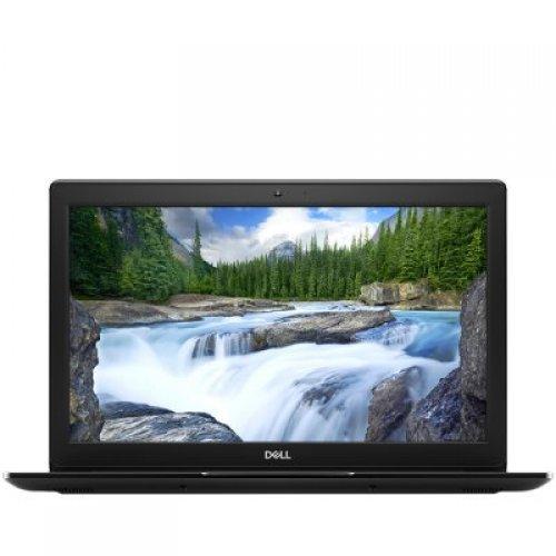 "Лаптоп Dell Latitude 15 3500, черен, 15.6"" (39.62см.) 1366x768 (HD) без отблясъци 60Hz, Процесор Intel Core i3-8145U (2x/4x), Видео Intel UHD 620, 4GB DDR4 RAM, 1TB HDD диск, без опт. у-во, Windows 10 Pro 64 ОС, Клавиатура- светеща (снимка 1)"