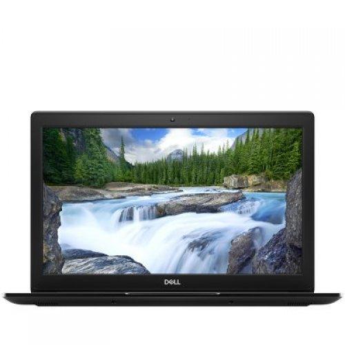 """Лаптоп Dell Latitude 15 3500, черен, 15.6"""" (39.62см.) 1920x1080 (Full HD) без отблясъци 60Hz WVA, Процесор Intel Core i5-8265U (4x/8x), Видео Intel UHD 620, 8GB DDR4 RAM, 1TB HDD диск, без опт. у-во, Linux Ubuntu ОС, Клавиатура- светеща (снимка 1)"""