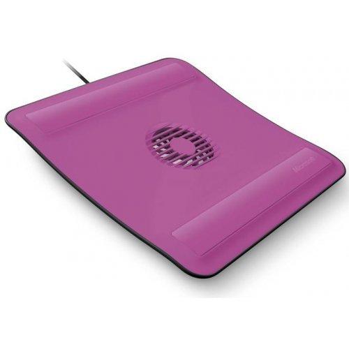 Стенд за лаптоп MICROSOFT Cooling Base USB Pink (снимка 1)
