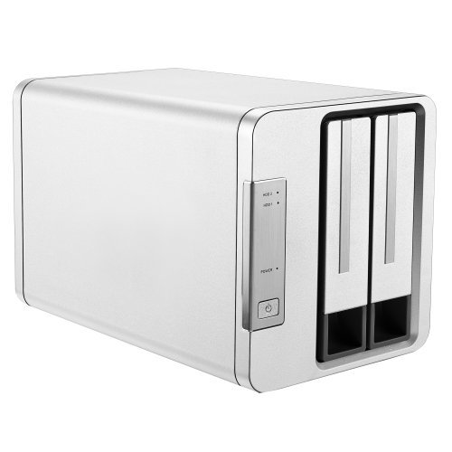 D2-310 DAS storage 2 bay USB3.1 type-C (снимка 1)