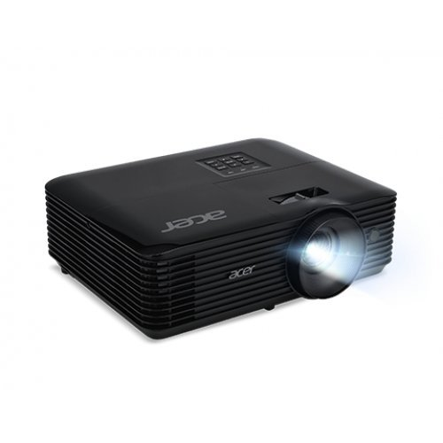Дигитален проектор Acer PJ X1326AWH, DLP 3D, WXGA (1,280 x 800), 16:10 (Native), Brightness: 4000 lumens, Contrast: 20 000:1, Lamp life 6000h, HDMI, 2.7kg, 2 years warranty (снимка 1)