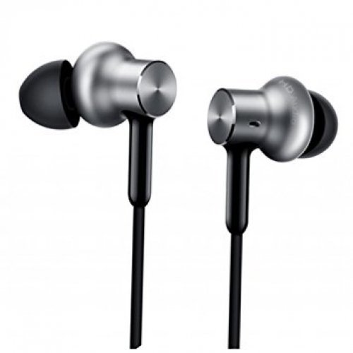 Слушалки Xiaomi Mi In-Ear Headphones Pro HD (Silver) (снимка 1)