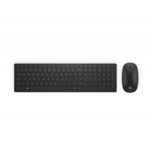 Клавиатура HP BLK PAV WLCombo Keyboard 800 (снимка 1)