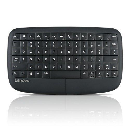 Клавиатура Lenovo Keyboard L500 Multimedia Controller Wireless, Ultra-compact for home theater (снимка 1)