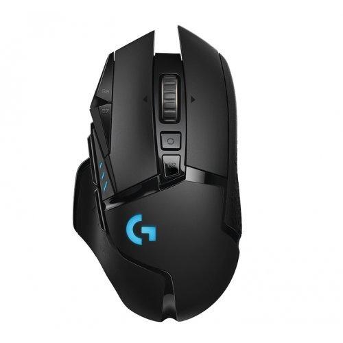 Мишка Logitech G502 LIGHTSPEED Wireless Gaming Mouse (снимка 1)