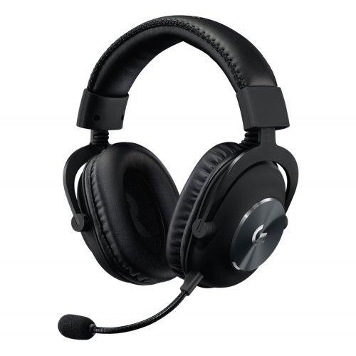 Слушалки Logitech PRO Gaming Headset - BLACK - USB (снимка 1)