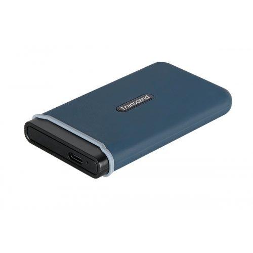 Външен твърд диск Transcend 240GB, External SSD, PCIe to USB 3.1 Gen 2, Type C (снимка 1)