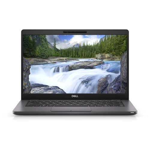 "Лаптоп Dell Latitude 13 5300, черен, 13.3"" (33.78см.) 1920x1080 (Full HD) без отблясъци, Процесор Intel Core i7-8665U (4x/8x), Видео Intel UHD 620, 16GB DDR4 RAM, 512GB SSD диск, без опт. у-во, Windows 10 Pro 64 English ОС, Клавиатура- светеща (снимка 1)"