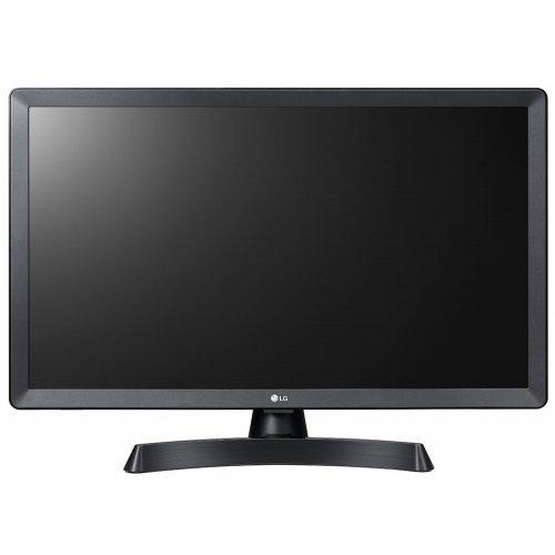 """Монитор LG 23.6"""" 24TL520V-PZ, TV Tuner (снимка 1)"""
