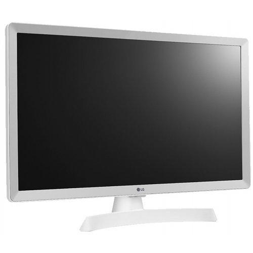 """Монитор LG 23.6"""" 24TL510V-WZ, TV Tuner (снимка 1)"""