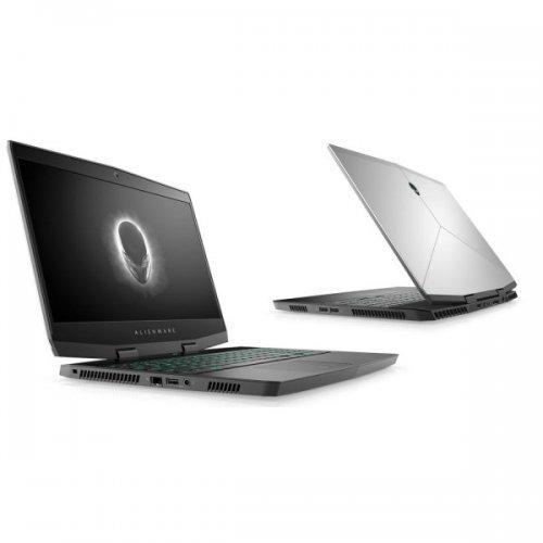 "Лаптоп Dell Alienware M15 Slim, 5397184273692, 15.6"", Intel Core i7 Six-Core + джойстик Microsoft Xbox Controller w/ Wireless Adapter Gamepad PC, 4N7-00002 (снимка 1)"