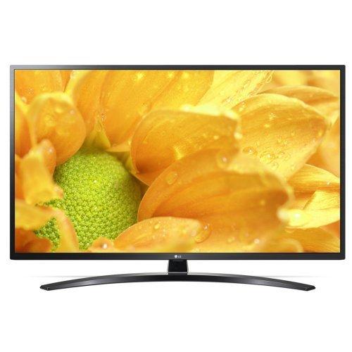 "Телевизор LG 43UM7450PLA, 43"" 4K UltraHD TV, Smart webOS ThinQ AI, Ceramic Black (снимка 1)"