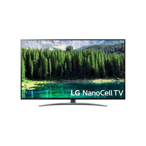 """Телевизор LG 49SM8600PLA, 49"""" 4K HDR Smart Nano Cell TV, webOS ThinQ AI, (снимка 1)"""