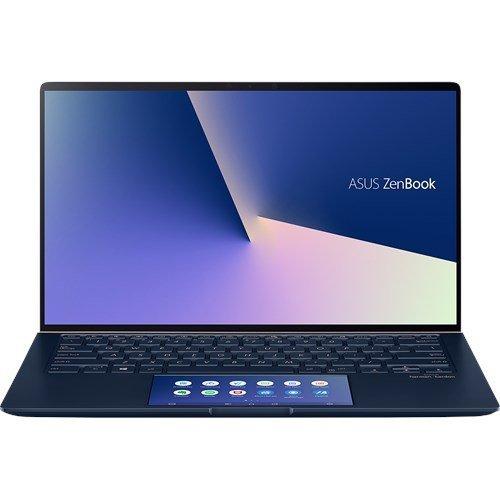 """Лаптоп Asus ZenBook 14 UX434FL-A6019R , 90NB0MP1-M01970, 14.0"""", Intel Core i7 Quad-Core (снимка 1)"""