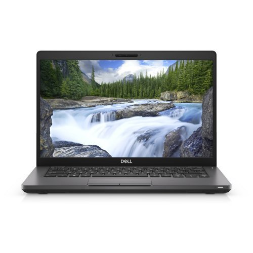 "Лаптоп Dell Latitude 14 5401, черен, 14.0"" (35.56см.) 1920x1080 (Full HD) без отблясъци, Процесор Intel Core i5-9300H (4x/8x), Видео Intel UHD 630, 8GB DDR4 RAM, 256GB SSD диск, без опт. у-во, Windows 10 Pro 64 English ОС, Клавиатура- светеща (снимка 1)"