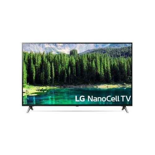 Телевизор LG UHD, ELED, DVB-C/T2/S2, Nano Cell Display, webOS Smart TV (снимка 1)