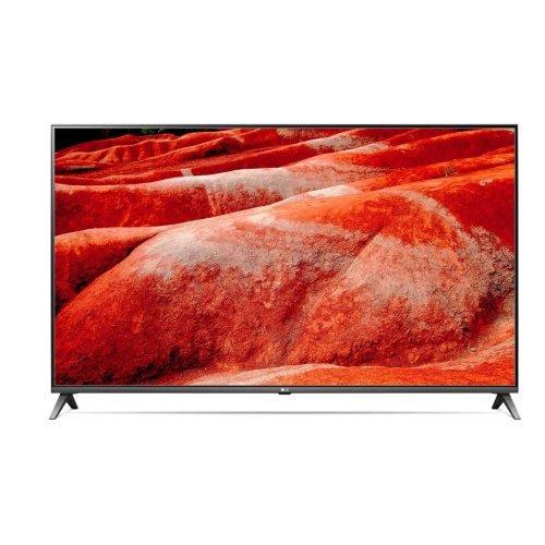 Телевизор LG UHD, DLED, DVB-C/T2/S2, 4K Active HDR, webOS Smart TV, Steel Silver (снимка 1)