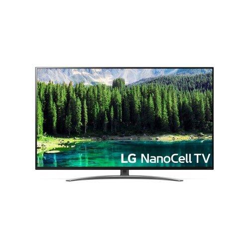 """Телевизор LG 55SM8600PLA, 55"""" 4K HDR Smart Nano Cell TV, webOS ThinQ AI (снимка 1)"""