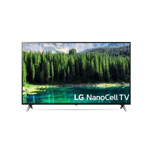 Телевизор LG UHD, ELED, DVB-C/T2/S2, Nano Cell Display 4K Cinema HDR, webOS Smart TV (снимка 1)