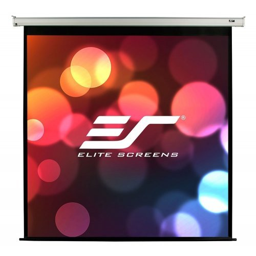 "Екран за проектор Elite Screen VMAX135XWV2, 135"" (4:3), 274.3 x 205.7 cm, White (снимка 1)"