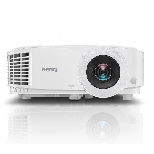 Дигитален проектор BenQ MX611 DLP, XGA (1024x768), 20 000:1, 4000 ANSI Lumens, VGA, HDMI, RCA, Speaker, 3D Ready, White (снимка 1)