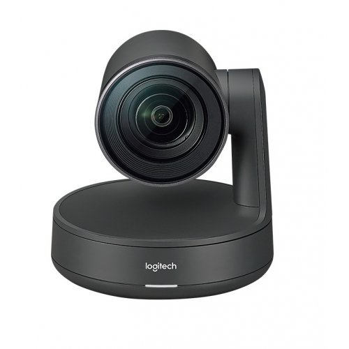 WEB камера Logitech Rally Ultra-HD ConferenceCam - Black (снимка 1)