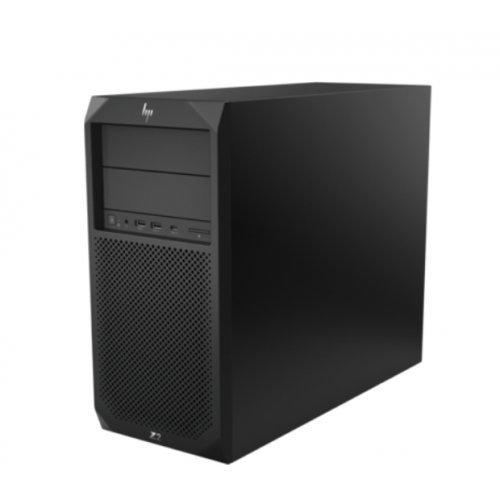 Настолен компютър HP HP Z2 Tower 500W G4, Xeon E-2174G, 5UC73EA, Win 10 Pro 64bit (снимка 1)