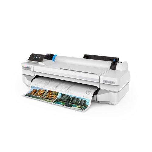 Принтер HP DesignJet T125 24-in Printer (снимка 1)